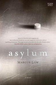Asylum (Marcus Low) book cover