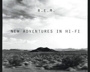 New Adventures in Hi-Fi (album cover)