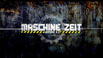 Maschine Zeit 2.0 logo