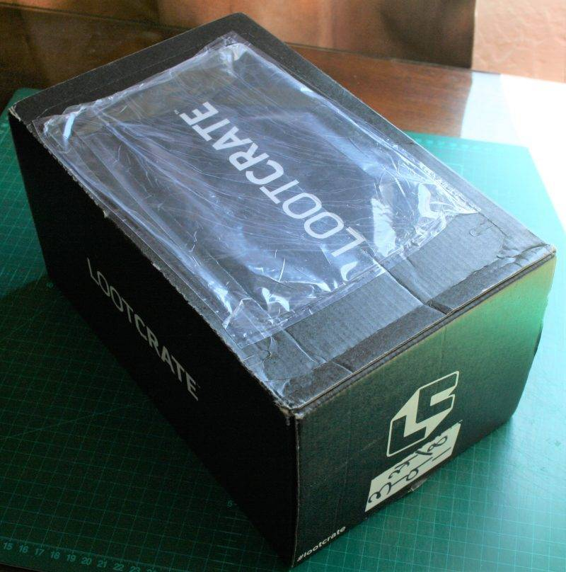 Unopened Lootcrate